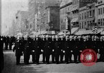 Image of Buffalo New York Police Department on parade Buffalo New York USA, 1897, second 31 stock footage video 65675071529