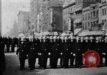 Image of Buffalo New York Police Department on parade Buffalo New York USA, 1897, second 32 stock footage video 65675071529