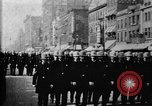 Image of Buffalo New York Police Department on parade Buffalo New York USA, 1897, second 34 stock footage video 65675071529