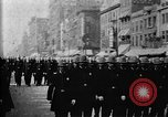 Image of Buffalo New York Police Department on parade Buffalo New York USA, 1897, second 35 stock footage video 65675071529