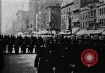Image of Buffalo New York Police Department on parade Buffalo New York USA, 1897, second 36 stock footage video 65675071529