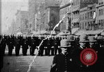 Image of Buffalo New York Police Department on parade Buffalo New York USA, 1897, second 38 stock footage video 65675071529