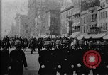 Image of Buffalo New York Police Department on parade Buffalo New York USA, 1897, second 40 stock footage video 65675071529