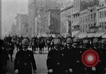 Image of Buffalo New York Police Department on parade Buffalo New York USA, 1897, second 41 stock footage video 65675071529
