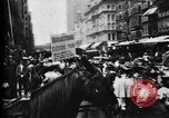 Image of Madison and State Streets Chicago Illinois USA, 1897, second 28 stock footage video 65675071532