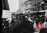 Image of Madison and State Streets Chicago Illinois USA, 1897, second 30 stock footage video 65675071532