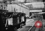 Image of Armour Company electric trolley Chicago Illinois USA, 1897, second 28 stock footage video 65675071533