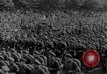 Image of German troops parade for Crown Prince Wilhelm Germany, 1933, second 3 stock footage video 65675071546