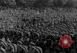 Image of German troops parade for Crown Prince Wilhelm Germany, 1933, second 4 stock footage video 65675071546