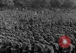 Image of German troops parade for Crown Prince Wilhelm Germany, 1933, second 6 stock footage video 65675071546