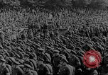 Image of German troops parade for Crown Prince Wilhelm Germany, 1933, second 7 stock footage video 65675071546