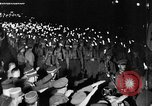 Image of German troops parade for Crown Prince Wilhelm Germany, 1933, second 17 stock footage video 65675071546