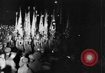 Image of German troops parade for Crown Prince Wilhelm Germany, 1933, second 18 stock footage video 65675071546