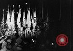 Image of German troops parade for Crown Prince Wilhelm Germany, 1933, second 20 stock footage video 65675071546