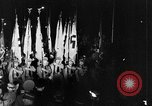 Image of German troops parade for Crown Prince Wilhelm Germany, 1933, second 21 stock footage video 65675071546
