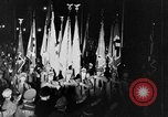 Image of German troops parade for Crown Prince Wilhelm Germany, 1933, second 23 stock footage video 65675071546