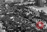 Image of Communists and Nazis clash in demonstrations on May Day in Berlin Berlin Germany, 1932, second 16 stock footage video 65675071549