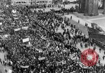 Image of Communists and Nazis clash in demonstrations on May Day in Berlin Berlin Germany, 1932, second 17 stock footage video 65675071549
