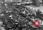 Image of Communists and Nazis clash in demonstrations on May Day in Berlin Berlin Germany, 1932, second 18 stock footage video 65675071549