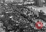 Image of Communists and Nazis clash in demonstrations on May Day in Berlin Berlin Germany, 1932, second 19 stock footage video 65675071549