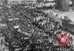 Image of Communists and Nazis clash in demonstrations on May Day in Berlin Berlin Germany, 1932, second 21 stock footage video 65675071549