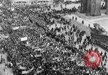 Image of Communists and Nazis clash in demonstrations on May Day in Berlin Berlin Germany, 1932, second 22 stock footage video 65675071549