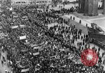 Image of Communists and Nazis clash in demonstrations on May Day in Berlin Berlin Germany, 1932, second 23 stock footage video 65675071549