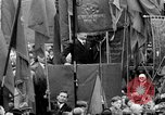 Image of Communists and Nazis clash in demonstrations on May Day in Berlin Berlin Germany, 1932, second 24 stock footage video 65675071549