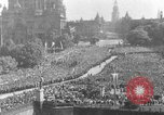Image of Communists and Nazis clash in demonstrations on May Day in Berlin Berlin Germany, 1932, second 27 stock footage video 65675071549