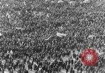 Image of Communists and Nazis clash in demonstrations on May Day in Berlin Berlin Germany, 1932, second 38 stock footage video 65675071549