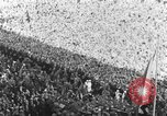 Image of Communists and Nazis clash in demonstrations on May Day in Berlin Berlin Germany, 1932, second 39 stock footage video 65675071549