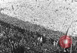 Image of Communists and Nazis clash in demonstrations on May Day in Berlin Berlin Germany, 1932, second 40 stock footage video 65675071549