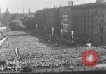 Image of Communists and Nazis clash in demonstrations on May Day in Berlin Berlin Germany, 1932, second 45 stock footage video 65675071549