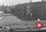 Image of Communists and Nazis clash in demonstrations on May Day in Berlin Berlin Germany, 1932, second 46 stock footage video 65675071549