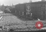 Image of Communists and Nazis clash in demonstrations on May Day in Berlin Berlin Germany, 1932, second 47 stock footage video 65675071549