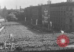 Image of Communists and Nazis clash in demonstrations on May Day in Berlin Berlin Germany, 1932, second 48 stock footage video 65675071549