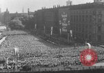 Image of Communists and Nazis clash in demonstrations on May Day in Berlin Berlin Germany, 1932, second 49 stock footage video 65675071549