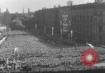 Image of Communists and Nazis clash in demonstrations on May Day in Berlin Berlin Germany, 1932, second 50 stock footage video 65675071549