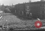 Image of Communists and Nazis clash in demonstrations on May Day in Berlin Berlin Germany, 1932, second 51 stock footage video 65675071549