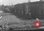 Image of Communists and Nazis clash in demonstrations on May Day in Berlin Berlin Germany, 1932, second 52 stock footage video 65675071549
