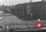 Image of Communists and Nazis clash in demonstrations on May Day in Berlin Berlin Germany, 1932, second 53 stock footage video 65675071549