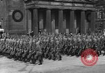 Image of Adolf Hitler in Nazi rally at Zeppelin Field in Nuremberg Germany, 1933, second 45 stock footage video 65675071551