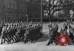 Image of Adolf Hitler in Nazi rally at Zeppelin Field in Nuremberg Germany, 1933, second 53 stock footage video 65675071551
