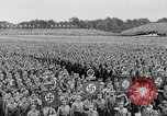 Image of Adolf Hitler at rally with German Storm troopers Germany, 1933, second 13 stock footage video 65675071554