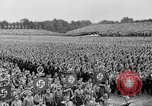 Image of Adolf Hitler at rally with German Storm troopers Germany, 1933, second 16 stock footage video 65675071554