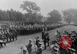 Image of Adolf Hitler at rally with German Storm troopers Germany, 1933, second 19 stock footage video 65675071554