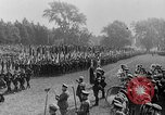 Image of Adolf Hitler at rally with German Storm troopers Germany, 1933, second 20 stock footage video 65675071554
