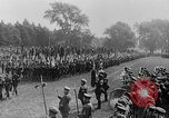 Image of Adolf Hitler at rally with German Storm troopers Germany, 1933, second 22 stock footage video 65675071554