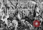 Image of Adolf Hitler at rally with German Storm troopers Germany, 1933, second 27 stock footage video 65675071554