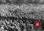 Image of Adolf Hitler at rally with German Storm troopers Germany, 1933, second 31 stock footage video 65675071554